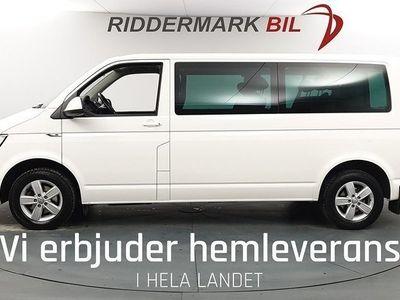 begagnad VW Caravelle Lång 4M Aut Eu6 D-Värm 2017, Personbil 349 800 kr