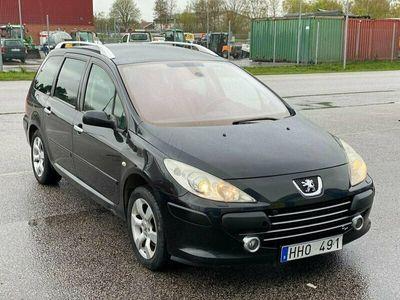 begagnad Peugeot 307 SW 2.0 140hk *Dragkrok * 7sits