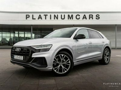 begagnad Audi Q8 50 TDI Q S-LINE / LEASEBAR / PANORAMA