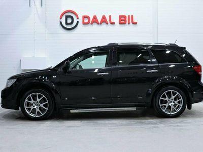 begagnad Fiat Freemont 2.0 MULTIJET 4x4 170HK 7-SITS DRAGKROK KAMERA