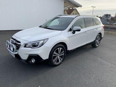 begagnad Subaru Outback 2.5 4WD Lineartronic Summit Euro 6 175hk