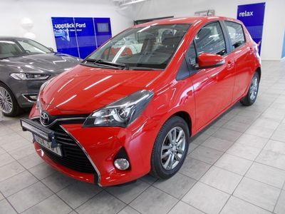 begagnad Toyota Yaris 1,3 VVt-i 100hk 5d Active B-kame -15