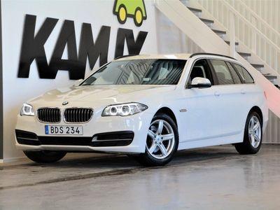 begagnad BMW 520 D Touring Drag M-värm