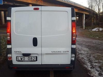 begagnad Opel Vivaro L1H1 2.0 CDTI 114hk- 1 ägare -11