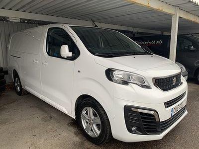 begagnad Peugeot Expert L3 180hk AUT Pro+ Värmare/Dragkrok