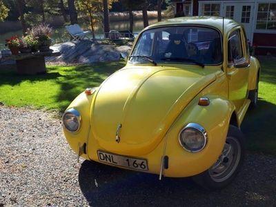 begagnad VW Käfer S Bubbla -73