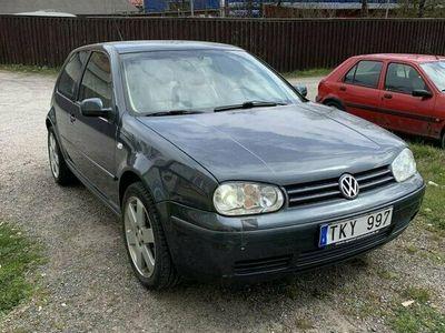 begagnad VW Golf 2.0