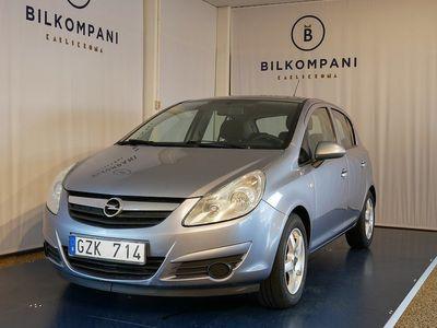 begagnad Opel Corsa 1,3 CDTi 5d