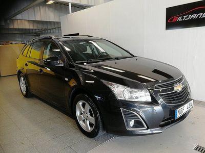 begagnad Chevrolet Cruze 0% RÄNTA, Kombi 1.6 124hk