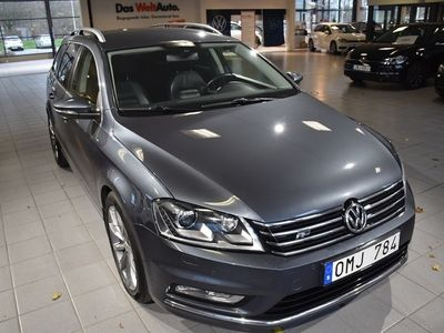 begagnad VW Passat Variant TDI 170 DSG 4M Premium R