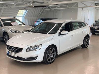 begagnad Volvo V60 D4 AWD AUT Ocean Race 181hk
