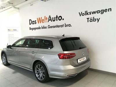 begagnad VW Passat SC TDI190 DSG 4M GT/Dragpaket/Värmare/R-Line