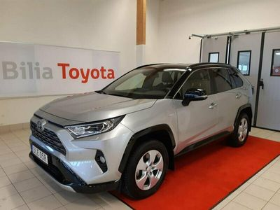 begagnad Toyota RAV4