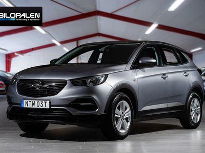 begagnad Opel Grandland X Enjoy 5-dörrar 1.2
