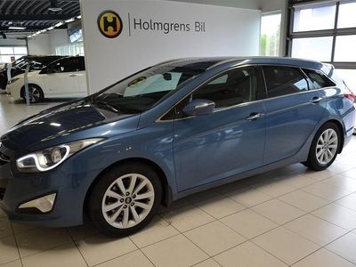 begagnad Hyundai i40 1.7 CRDi Kombi Business Dragkrok