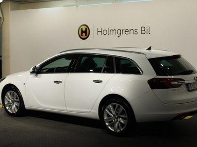 begagnad Opel Insignia ST Business 2.0 CDTi 170 hk 4x4