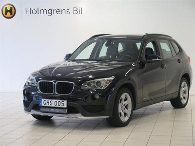 begagnad BMW X1 xDrive18d