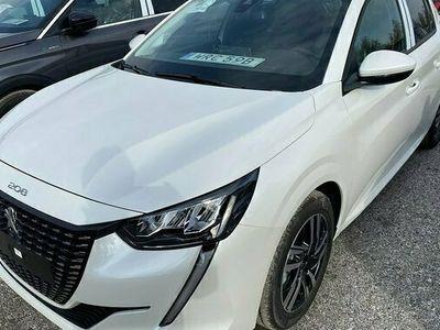 begagnad Peugeot 208 Edition PureTech Automat 2021, Halvkombi Pris 2 881 kr