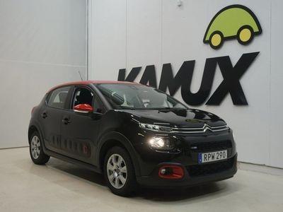 begagnad Citroën C3 1,2 L | PDC | SoV | Isofix | 82hk