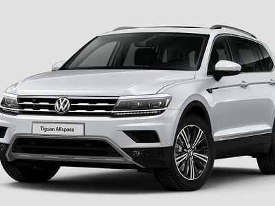 begagnad VW Tiguan Allspace Executive Edition