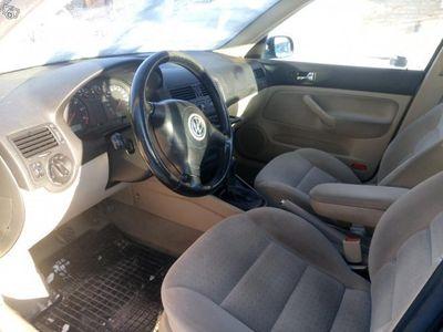 begagnad VW Bora 1,6 -99