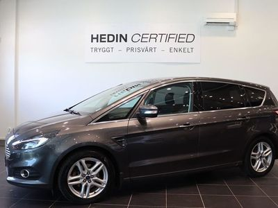 brugt Ford S-MAX Business 2.0 TDCi 180hk FWD