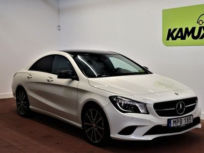 begagnad Mercedes CLA220 CDI DCT Diesel 125KW, 170PS, Automat
