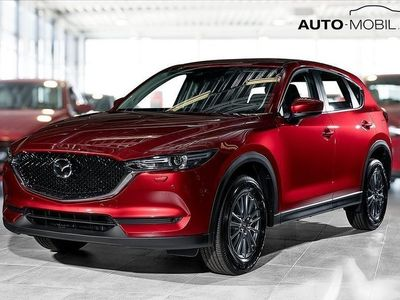 used Mazda CX-5 AWD, Automat, 2.0 VisionPlus 165 hk