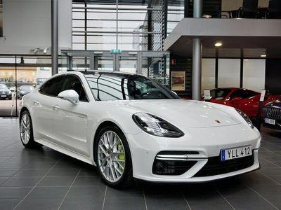 begagnad Porsche Panamera Turbo S E-Hybrid 2018, Halvkombi 1 550 000 kr