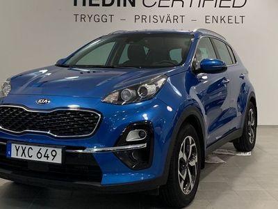 begagnad Kia Sportage Advance AWD / V-Hjul