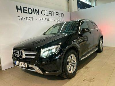 begagnad Mercedes 220 - Benz GLC4MATIC / / Värmare / / Dragkrok / /