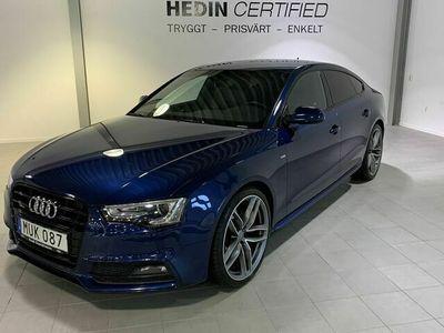 begagnad Audi A5 Sportback 2.0 TDI Quattro S - Line / S - Tronic / SportEdition / Proline / Navi
