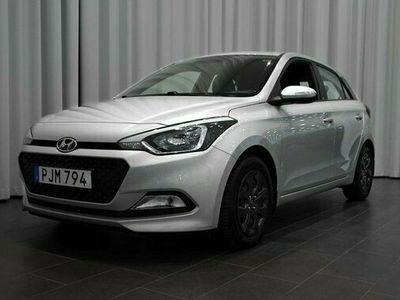 begagnad Hyundai i20 1.2 2018