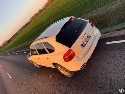 begagnad Porsche Cayenne Diesel -10