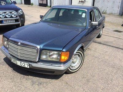 usata Mercedes 500 SEL Automat 231hk -82