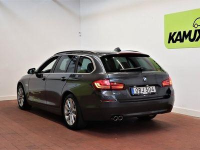 begagnad BMW 530 d xDrive Touring Drag H&K Skinn
