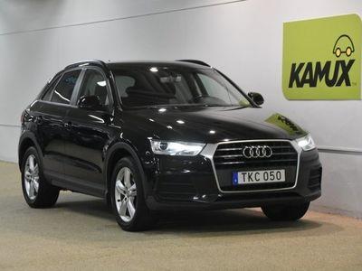 used Audi Q3 2.0 TDI Q S-line Drag EU6 (184hk)