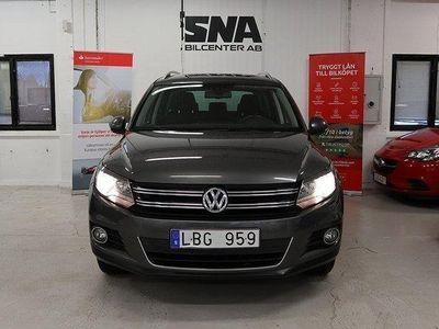 begagnad VW Tiguan 1.4 TSI 4Motion Comfort 160