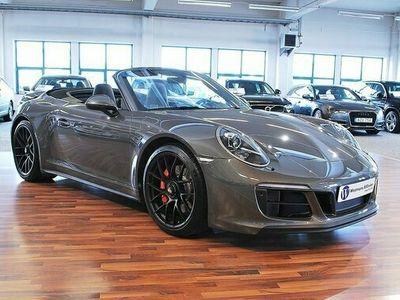 begagnad Porsche 911 Carrera Cabriolet 911 991 GTS PDK Sport Chrono 2018, Pris 1 289 900 kr