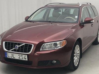 second-hand Volvo V70 II 2.4D (163hk)