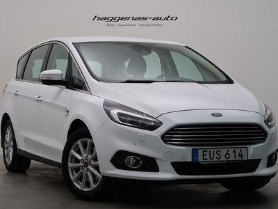 used Ford S-MAX 2.0 TDCi / 7-sits / EU6 / Drag