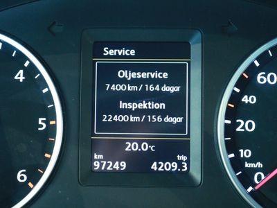 brugt VW Tiguan 2,0 Tdi 184 Aut R-Line, Webasto, 4-Motion
