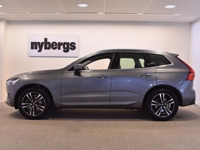 "begagnad Volvo XC60 D4 AWD Business Advanced MB 19"" Navigation VOC Automat Vinterdäck"