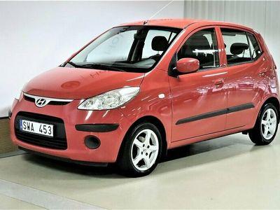 begagnad Hyundai i10 1.2 Manuell 77hk E-Sens