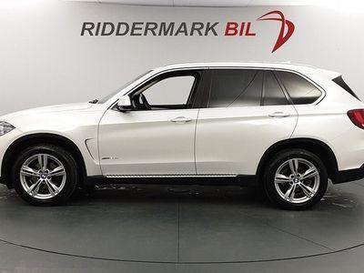 begagnad BMW X5 xDrive30d D-Värm Nightvision Drag Eu6