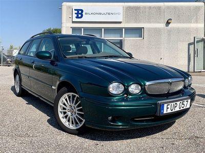begagnad Jaguar X-type Kombi 2.2 DPF 10500 Mil