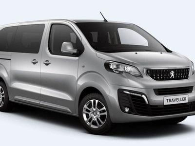 begagnad Peugeot Traveller Business 2,0 BlueHDi Automat L2 9sits - NYHET 2017, Kombi 395 900 kr