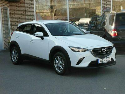 begagnad Mazda CX-3 Core 2.0 (121hk) LÅGMIL!