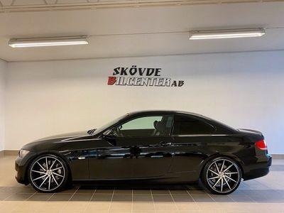 begagnad BMW 335 d E92 Coupé/Steg2 376hk/Sv-Såld