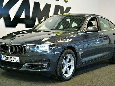 begagnad BMW 330 i GT | Luxury Line | Navi | Drag | 2018, Halvkombi Pris 284 900 kr